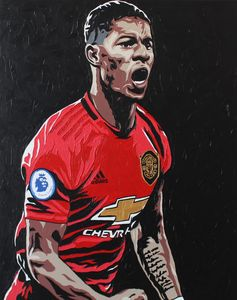 'Born Red' - Marcus Rashford MBE