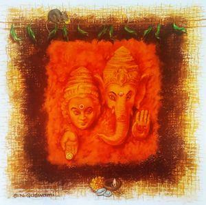 Subh Aagman - I (Lakshmi Ganesh)