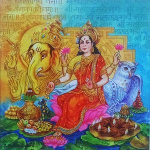 Subh Aagman - II (Lakshmi Ganesh)
