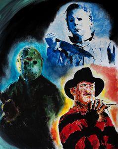 Freddy Jason Mike