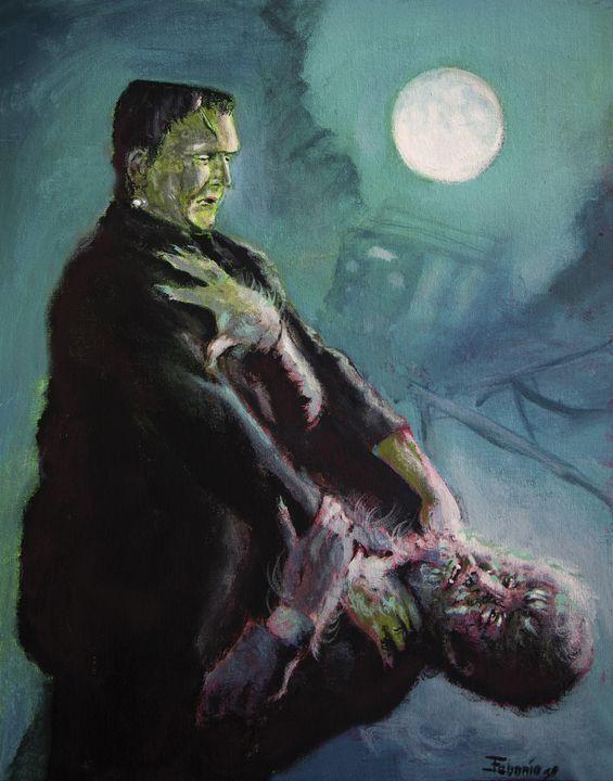 Frankenwolf - John Febonio