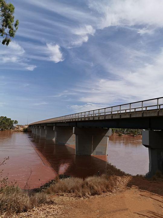 Gascoyne River Bridge - LynneE