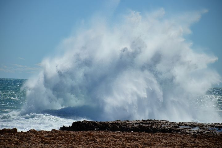 Waves of Power - LynneE