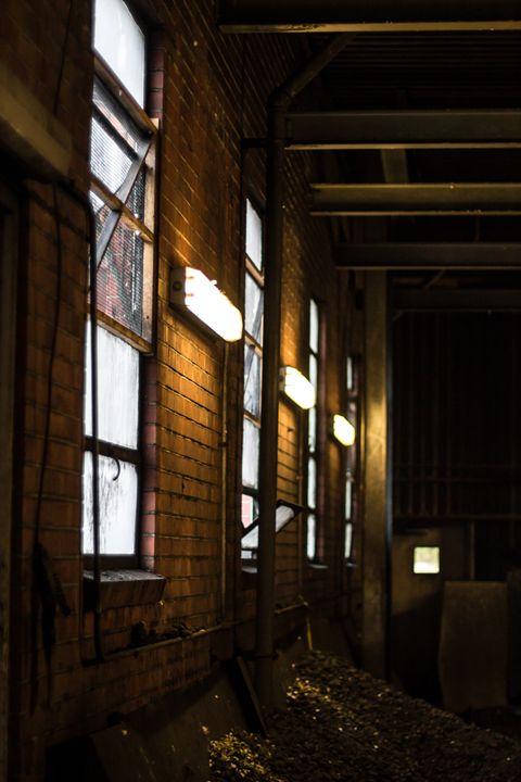 Coal Room - Kenneth Medley