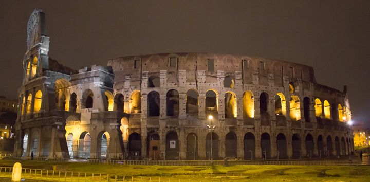 The Coliseum - Kenneth Medley