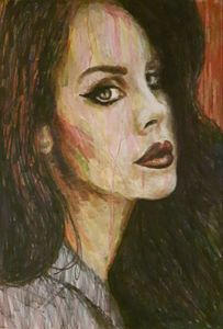 Lana - Art by Alexis Calabrese