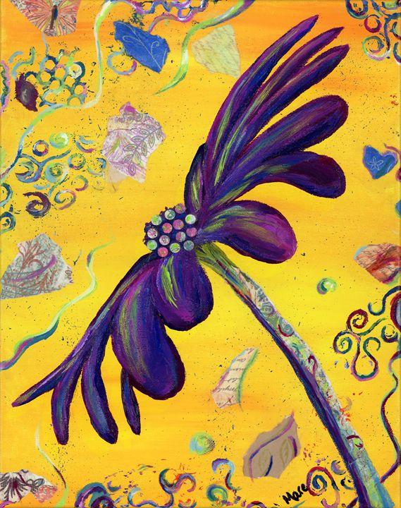 Party Daisy - Mare's Art