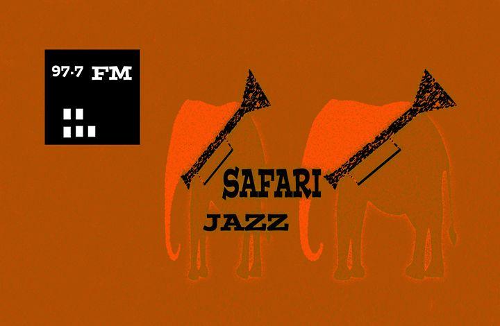 Safari Jazz - Old School Suburb