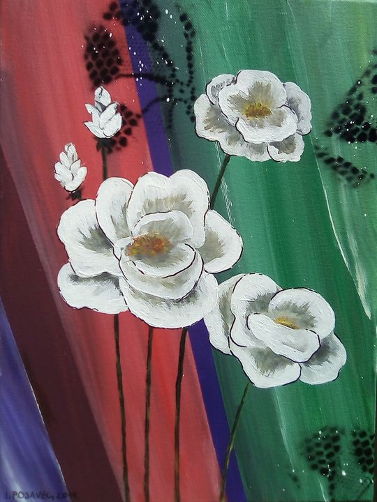 Flowers - IPosArt