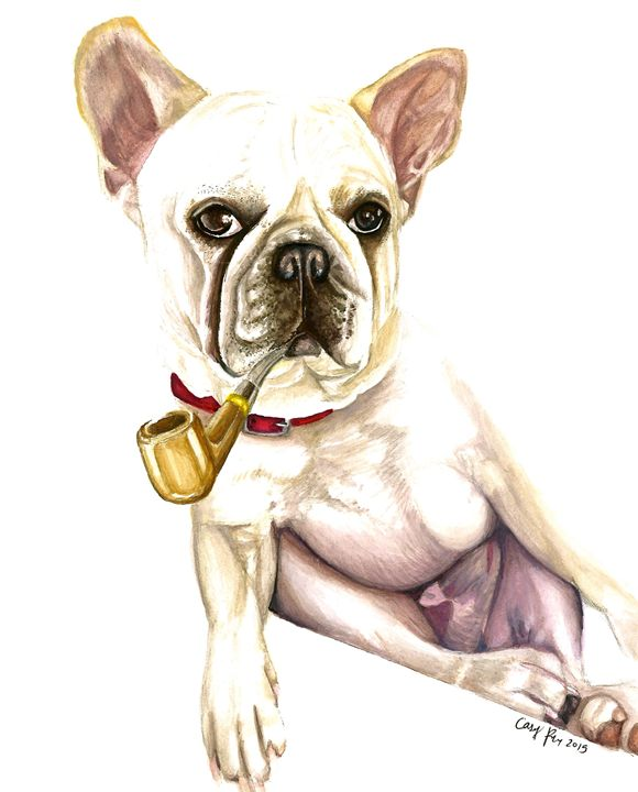 Frenchie - Creations by Cphif
