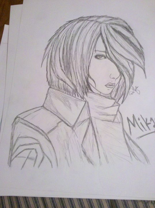 Mikasa - Destiny