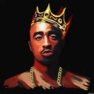 tupac fan favorite painting - Spectacularcollections
