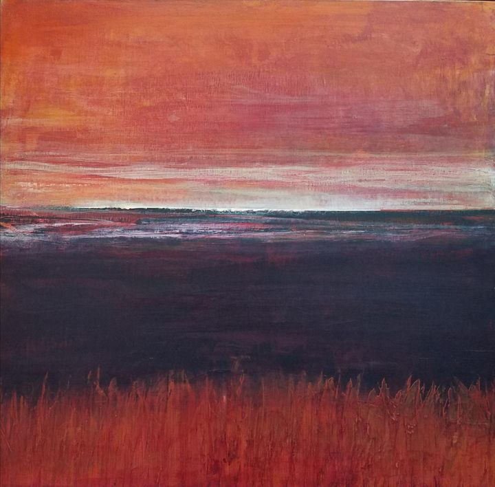 Fire in the Sky - K Batson Art