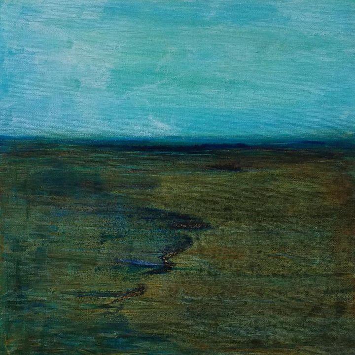 Wetlands - K Batson Art