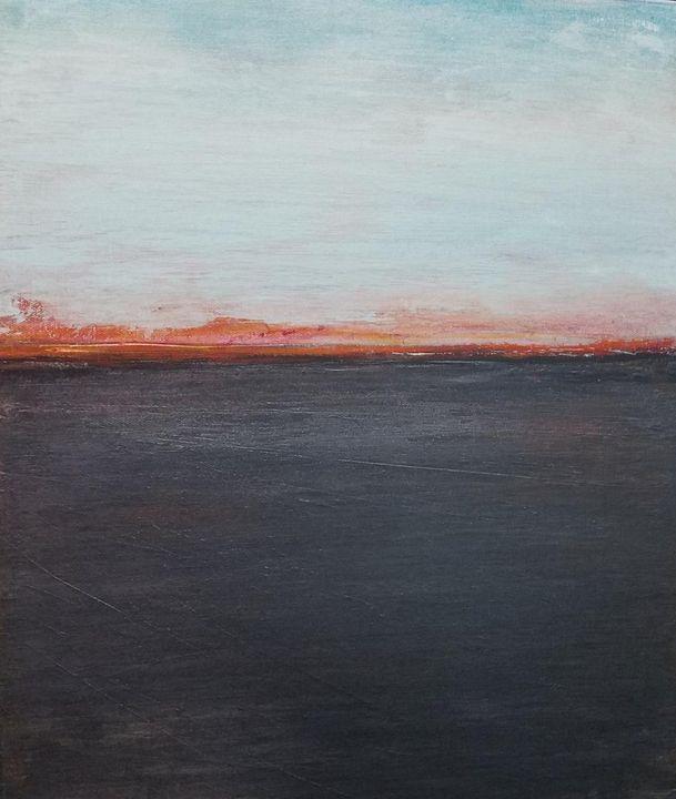 Lake View - K Batson Art