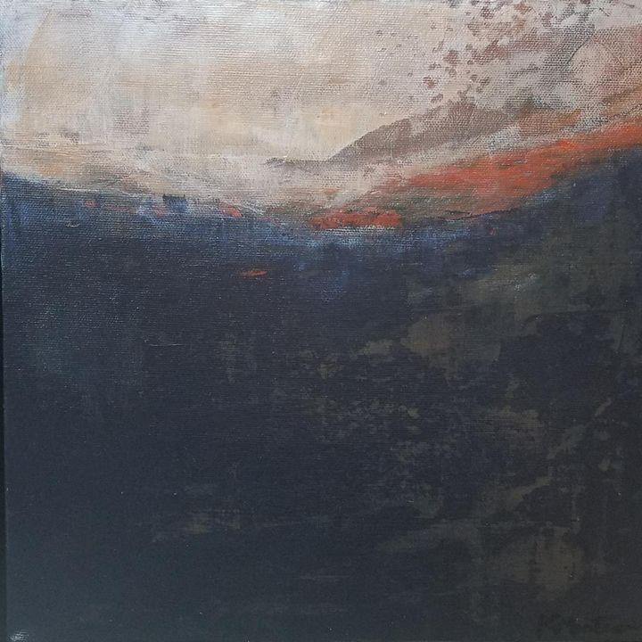 Eruption - K Batson Art