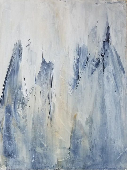 White Washed III - K Batson Art