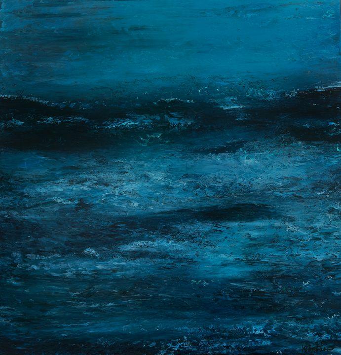 Stormy - K Batson Art