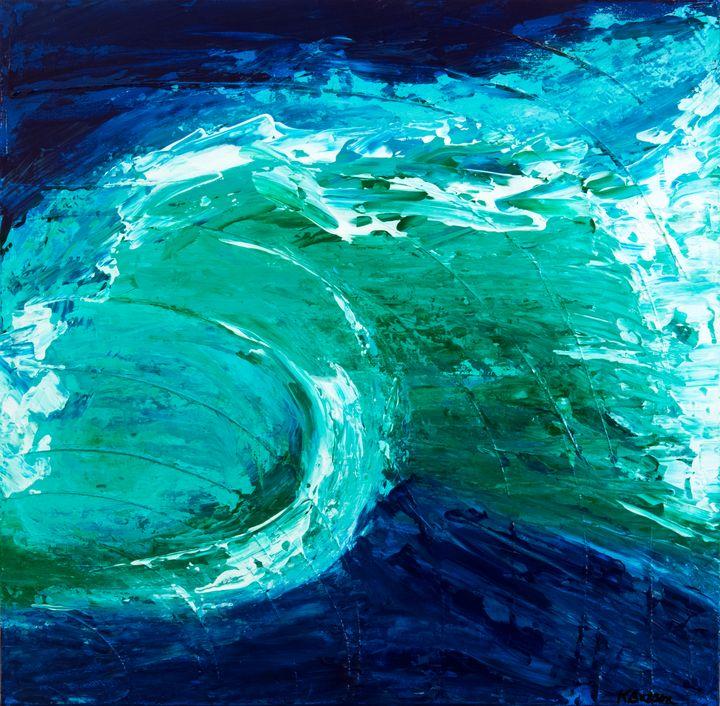Rip Tide - K Batson Art