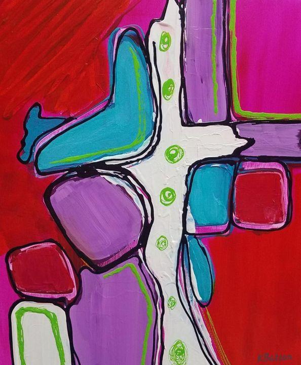 Jumbles - K Batson Art