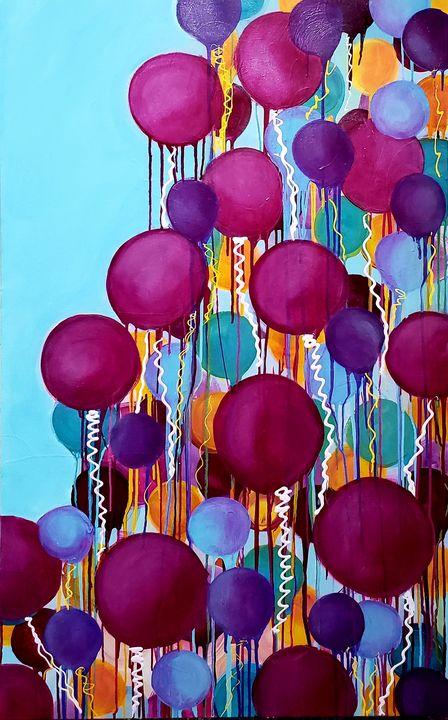 Party Time! - K Batson Art