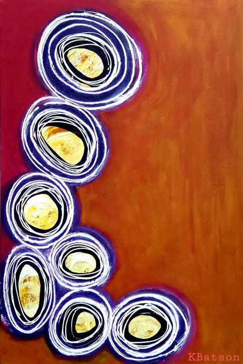 Bubbles and Brews - K Batson Art