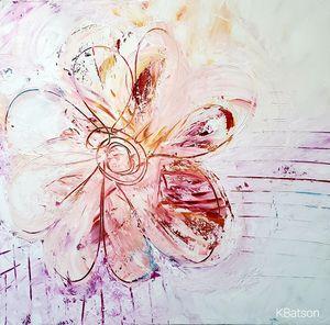 Flower Power - K Batson Art