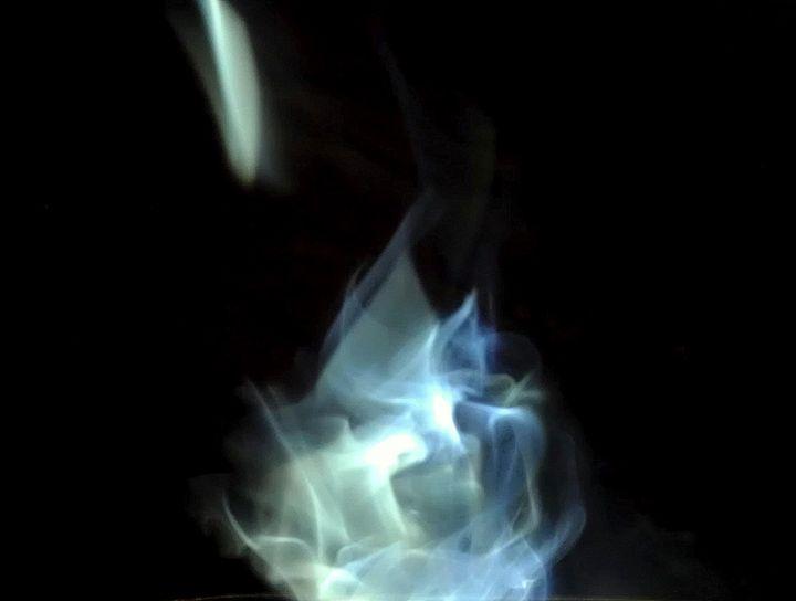 Smoke bulb. - SWNM Art & Photography