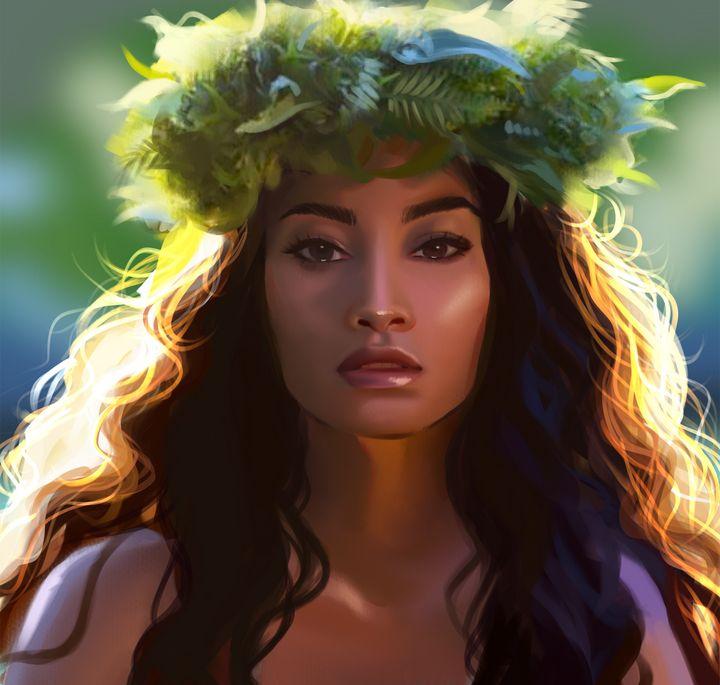 hapu'u - Aaliyah Joao