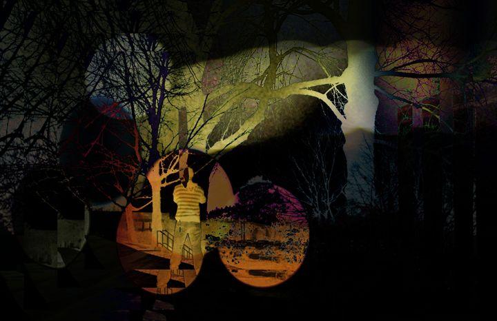 Halloweentown - Custom Collages