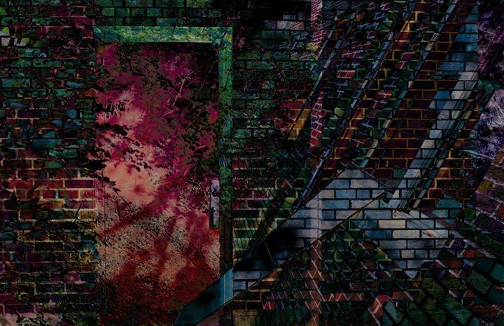Tainted Walls - Custom Collages