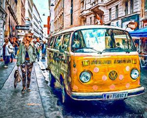 Volkswagen Throwback