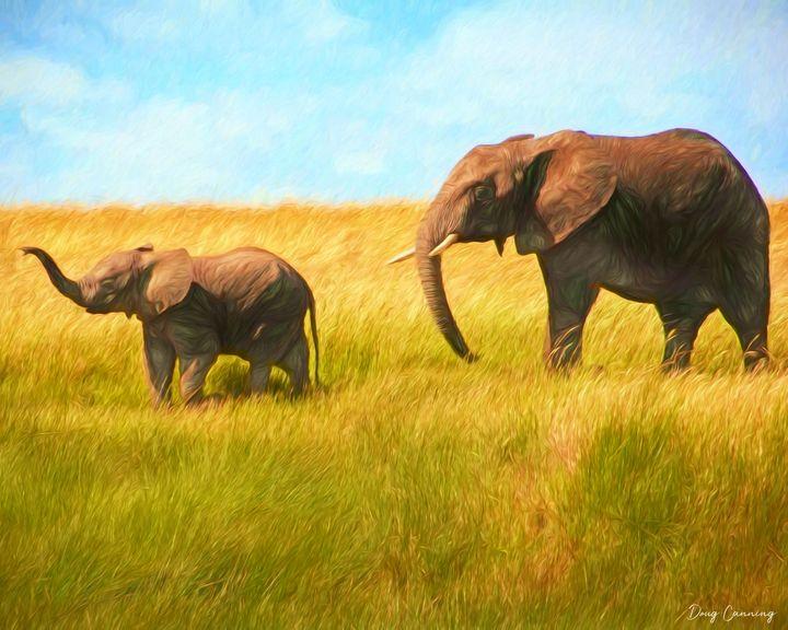 Elephant Walk - Doug Canning