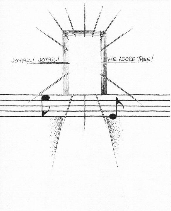 Entering Into Joy - Wonderfully Composed LLC