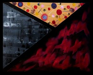 Red, Grey and Molecules