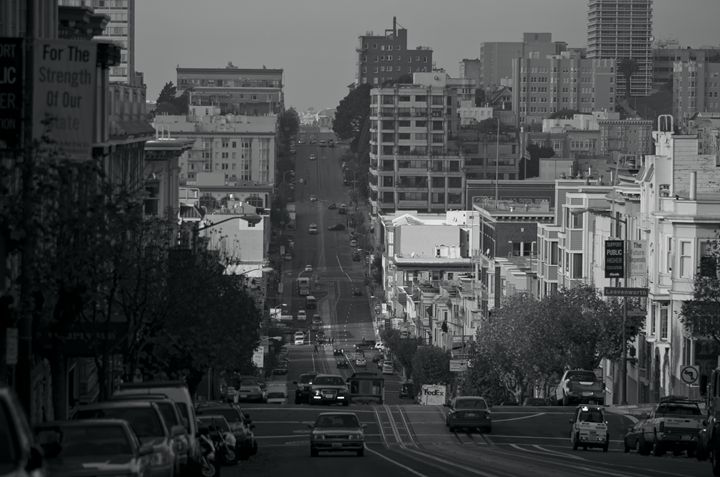 San Francisco in the Morning - MurdokX