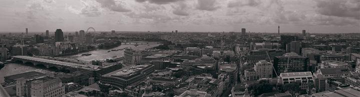 London Cityscape - MurdokX