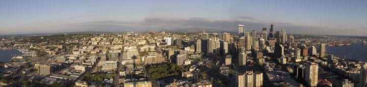 Downtown Seattle - MurdokX