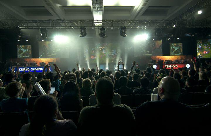 Esports at Pax 2012 - MurdokX