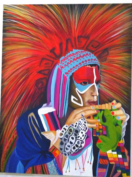 Pasto - Juan Ángel Art