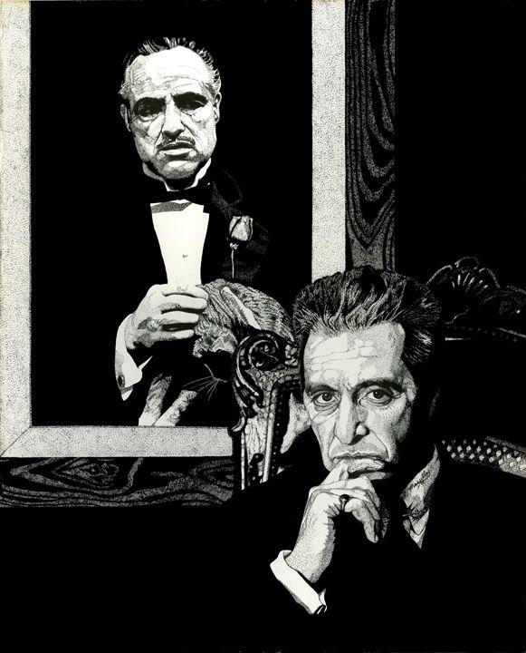 The Godfather - Mitch Masullo