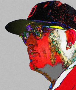 Woody Hayes Blast of Color