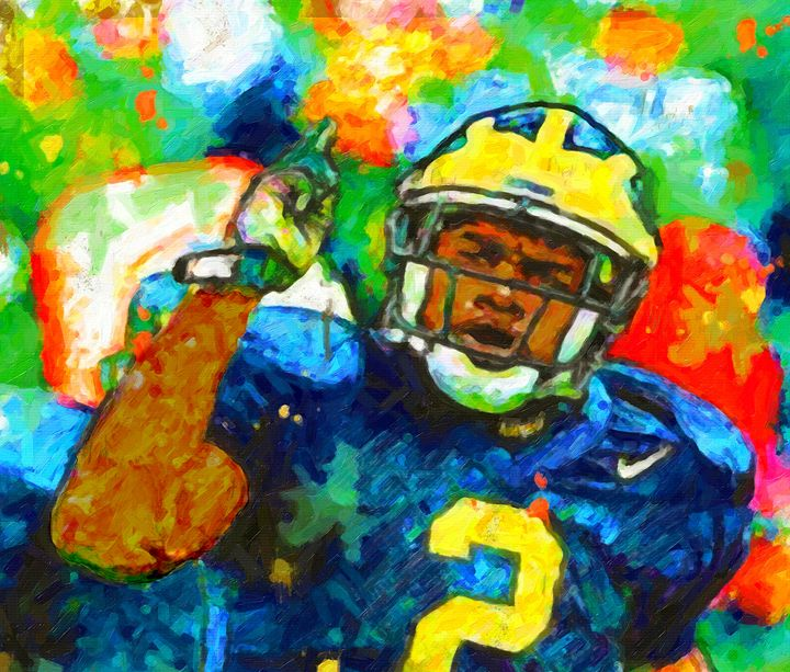 Woodson Owns The Big House - johnfarr