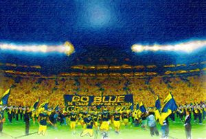 Glory is The Big House