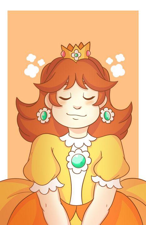 Daisy - Stephano artwork