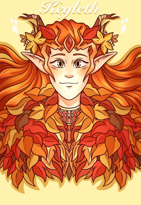 Keyleth Voice of the Tempest - Stephano artwork