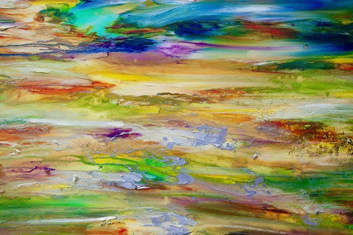 Fugacious Fuchsia - #P Gilmore arte