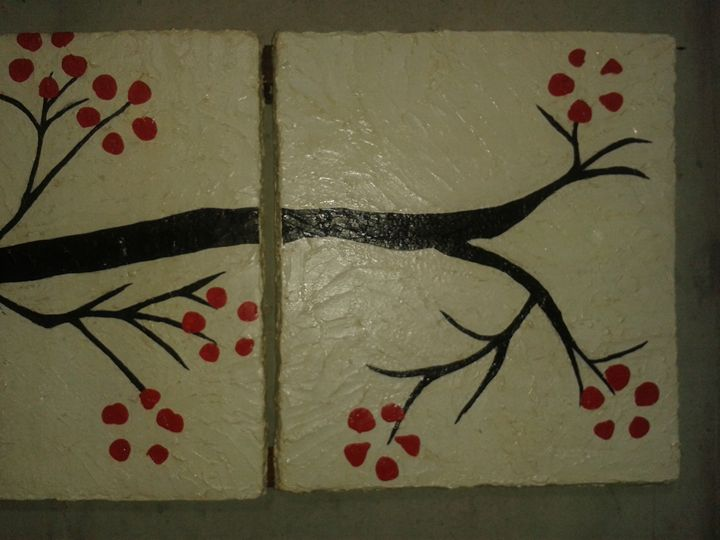 """""""Blooming Branch"""" pic3 of 6 - Light/Luz"""