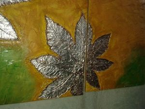 """Silver Leaves"" pic 5 of 7"