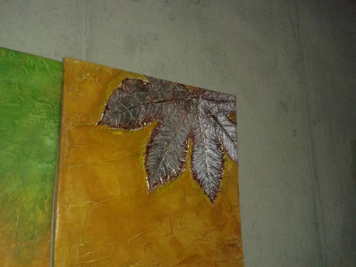 """""""Silver Leaves"""" pic 6 of 7 - Light/Luz"""